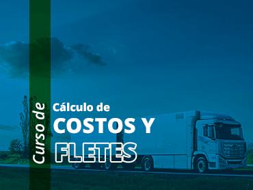 Estructuración de costos y cálculos de fletes terrestres | Inicio: 14 de Agosto